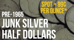Silver on Sale! Silver on Sale!