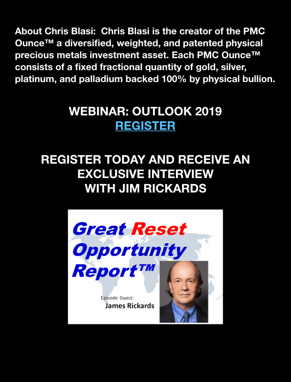Webinar: Precious Metals Outlook 2019