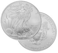 1-ounce Silver American Eagle